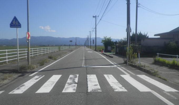 北建第138号主要地方道新潟五泉間瀬線舗装工事